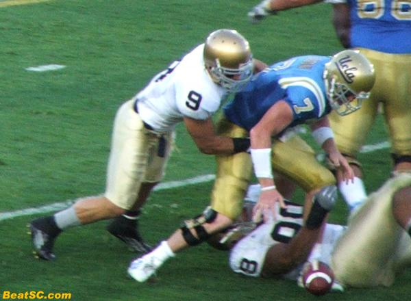 This is the play that cost UCLA the game.